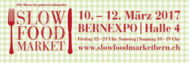 Besuch uns am Slow Food Market!